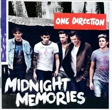 One Direction 'Midnight Memories'  (CD) Ships W/O Case OR W Case use Expedited S