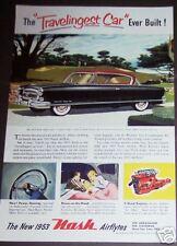 1953 Nash Airflyte by Pinin Farina vintage car ad