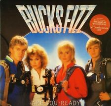 BUCKS FIZZ are you ready RCALP 8000 near mint disc uk rca 1982 LP PS EX/EX