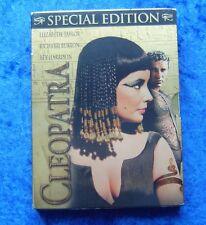 Cleopatra Special Edition mit Elisabeth Taylor, Richard Burton, DVD Box