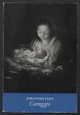 Johannes Jahn Antonio Allegri poiché Correggio Madonna santa notte 1958