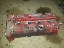 Honda Civic EP3 K20A2 CYLINDER HEAD COVER 12310-PRC-020 2001-2005 Acura RSX