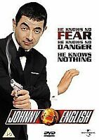 Johnny English (DVD, 2010)