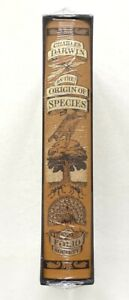 ON THE ORIGIN OF SPECIES by CHARLES DARWIN - THE FOLIO SOCIETY, Shrink-wrapped