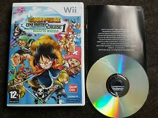 One Piece: Unlimited Cruise 1: The Treasure Beneath the Waves (Nintendo Wii) PAL