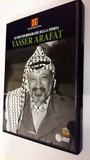 Le Grandi Biografie della Storia YASSER ARAFAT DVD