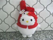 McDonald's 2014 Original Sanrio Hello Kitty Bubbly World My Melody Plush Toy