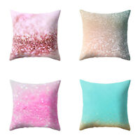 18'' Star Wave Pillow Case Sofa Waist Throw Cushion Cover Home Room Decor Eyeful