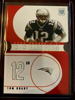 "Tom Brady Skybox LE ""Rare Form"" - 1 In 3860 Packs - Super Rare"