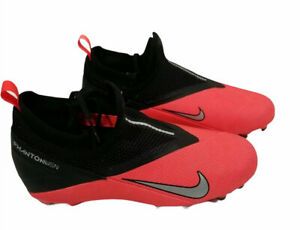 Nike Jr Phantom Vision 2 Academy DF MG/FG Soccer Football Sz 6 Youth FREE SHIP