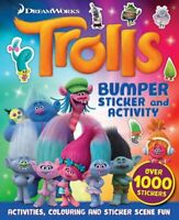 Trolls Giant Sticker Book by Igloo Books Book The Fast Free Shipping