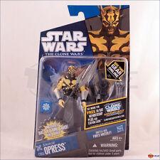 Star Wars Clone Wars 2010 Savage Opress CW 55  figure battle axe fires missles