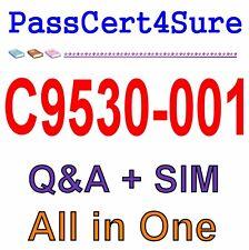 IBM Integration Bus v10.0 Solution Development C9530-001 Exam Q&A+SIM