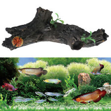Aquarium Resin Tree Artificial Driftwood Decoration Fish Tank Landscaping