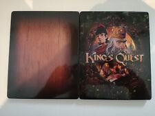 steelbook steel book king's quest king no game sans jeu