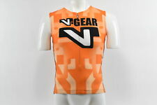 Verge V-Gear Men's Tri Top, Orange, Size Xs, Brand New