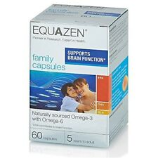 Equazen Eye Q Family 5 Years to Adult - 60 Capsules