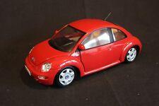 Solido Volkswagen ( VW ) New Beetle 1:18 red
