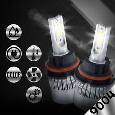 XENTEC LED HID Headlight Conversion kit 9004 HB1 6000K 1986-1991 Mercury Sable
