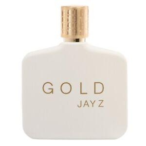 Jay Z Gold Pour Homme -  50ml Eau De Toilette Spray.