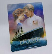 TITANIC - Glossy Fridge or Bluray Steelbook Magnet Cover (NOT LENTICULAR)