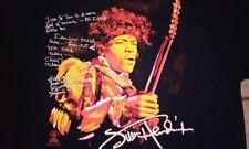 NWOT Jimi Hendrix Shirt size XL Do Your Thing Classic Rock Band Woodstock