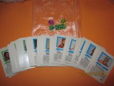 Pro Wrestling WCW 1991 Legends 84 Complete Card Set Brand New