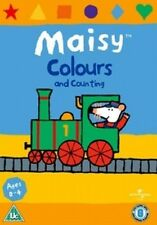 Maisy - Colours and Counting  DVD NEW SEALED FREEPOST