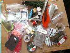Assortment of Fly Fishing Items