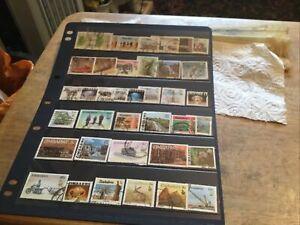 Zimbabwe Used Stamps Lot