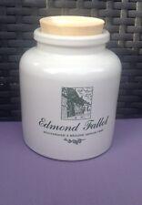 Edmond Fallot Mustard Pot China Collectors Jar