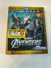 The Avengers w/ Slipcover (3D Bluray Only, 2012) [BUY 2 GET 1]