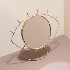 Cyclops Tischspiegel DOIY Auge Schmink Gold Spiegel Kosmetikspiegel Badspiegel
