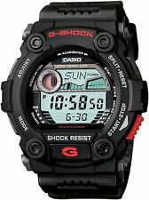 Casio G-Shock Mens Digital Wrist Watch G7900-1 Moon Tide Tables Black New