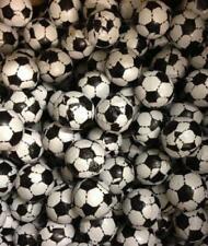 Noir et Blanc Chocolat Ballons de Foot 1 Kilo Env. 200 Pièces Bonbons Rétro