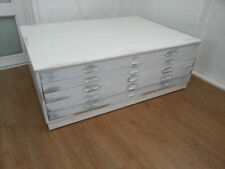 Solid Wood Less than 60cm 5 Chests of Drawers