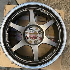 5zigen wheels Pro Racer GN+ Bronze 15x7.0 4x100 +35 Single wheel NOT a set