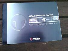 Tata Loadbeta Commercial Vehicle Brouchure 1994