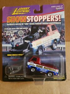 Johnny Lightning SHOW STOPPERS - Richie Travers - DODGE MATERIAL - DieCast - New