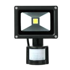 LED Motion Sensor Flood Light AC85-265V Outdoor Sensitive Security Lights W5Z6