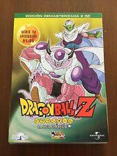 DRAGON BALL Z VOL 11 - 2 DVD CAP 81 A 89 - 200 MIN - REMASTERIZADA SIN CENSURA
