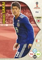 Panini Adrenalyn XL FIFA World Cup 2018 Russia - Choose your JAPAN team cards