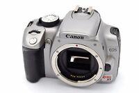 Canon EOS Digital Rebel XT / EOS 350D 8.0MP Digital SLR Camera Silver Body Only