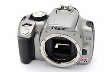 Canon EOS Digital Rebel XT / EOS 350D 8.0MP Digital SLR Camera Silver Body Only