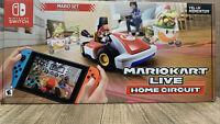 Mario Kart Live Home Circuit Mario Set Edition Nintendo Switch SHIPS TODAY 🏎️💨