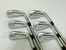 New Honma Tour World 737P Iron set 5-10 Irons Vizard 60 Graphite Stiff 737 P