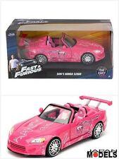1 24 Modellino Auto Jada Toys Suki´s Honda S2000 Fast Furious 2 97604