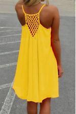 Women's Summer Boho Long Maxi Evening Party Cocktail Dress Sundress Plus Size