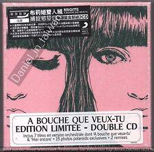 Brigitte: A bouche que veux-tu (2015) 2-CD TAIWAN BOX SET LIMITED EDITION SEALED