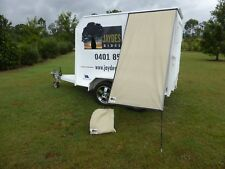 Premium Caravan Fridge / Window Shade 2.0M Simpson Sand
